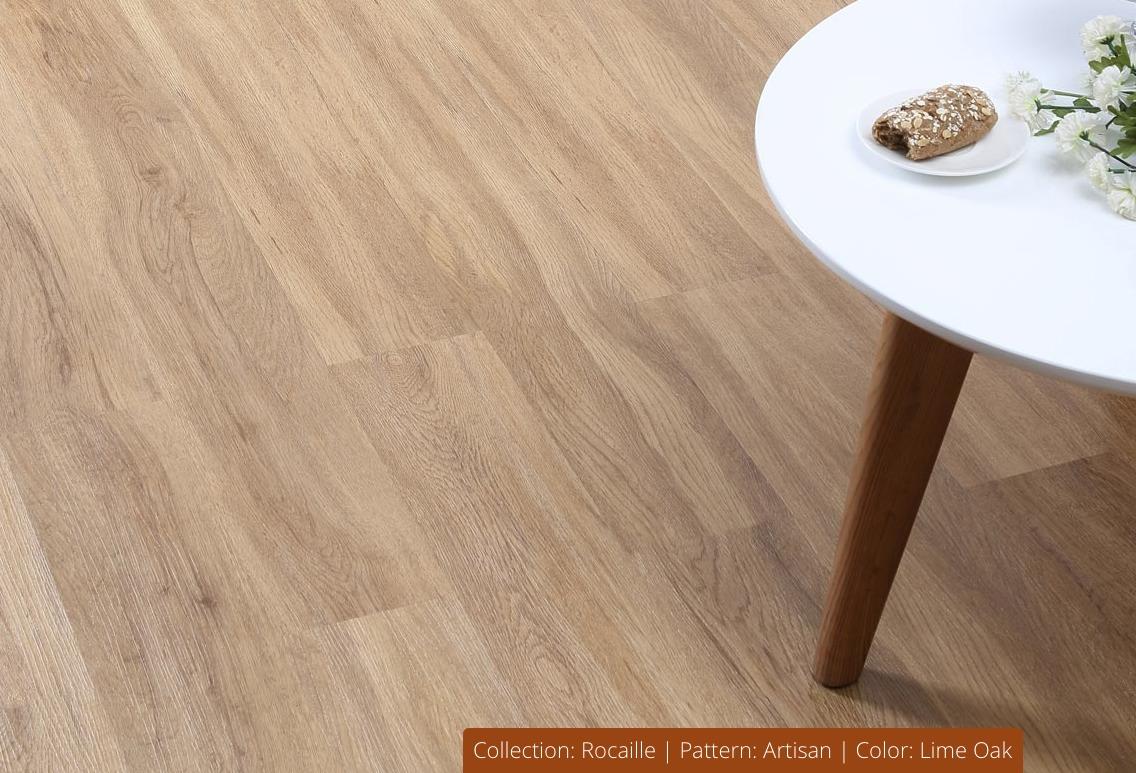 Rocaille Artisan Baroque Flooring